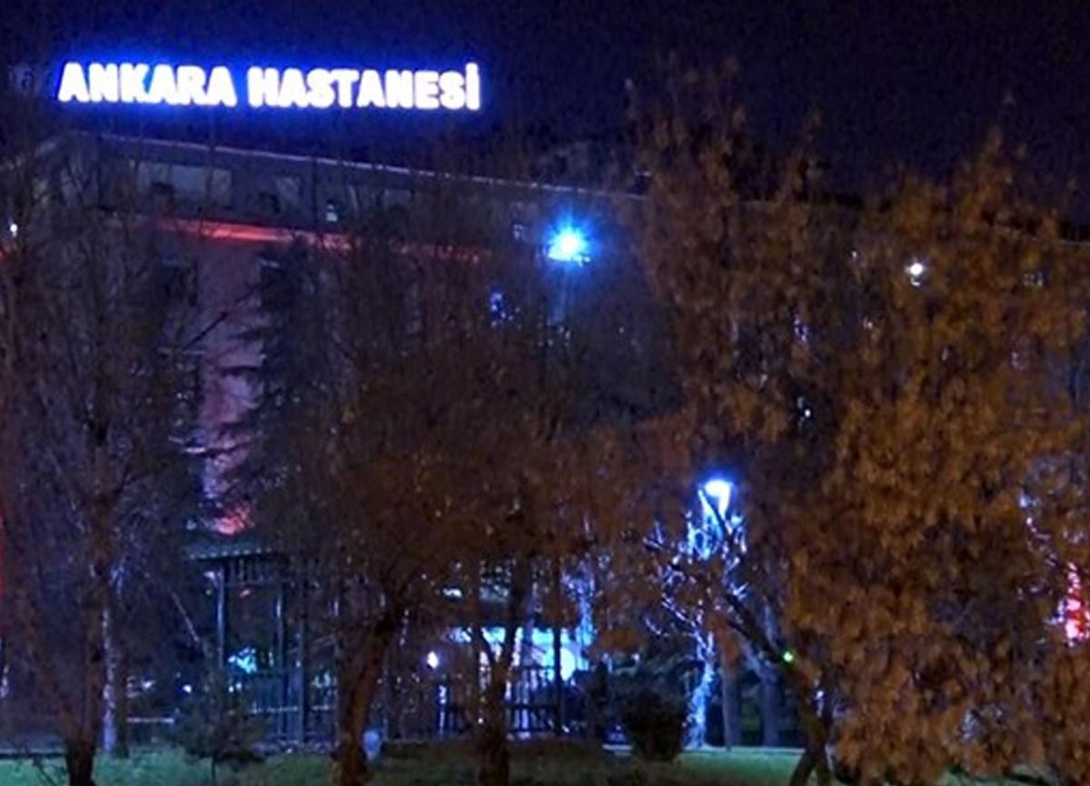 Ankara'da silahlı çatışma: 2 ölü