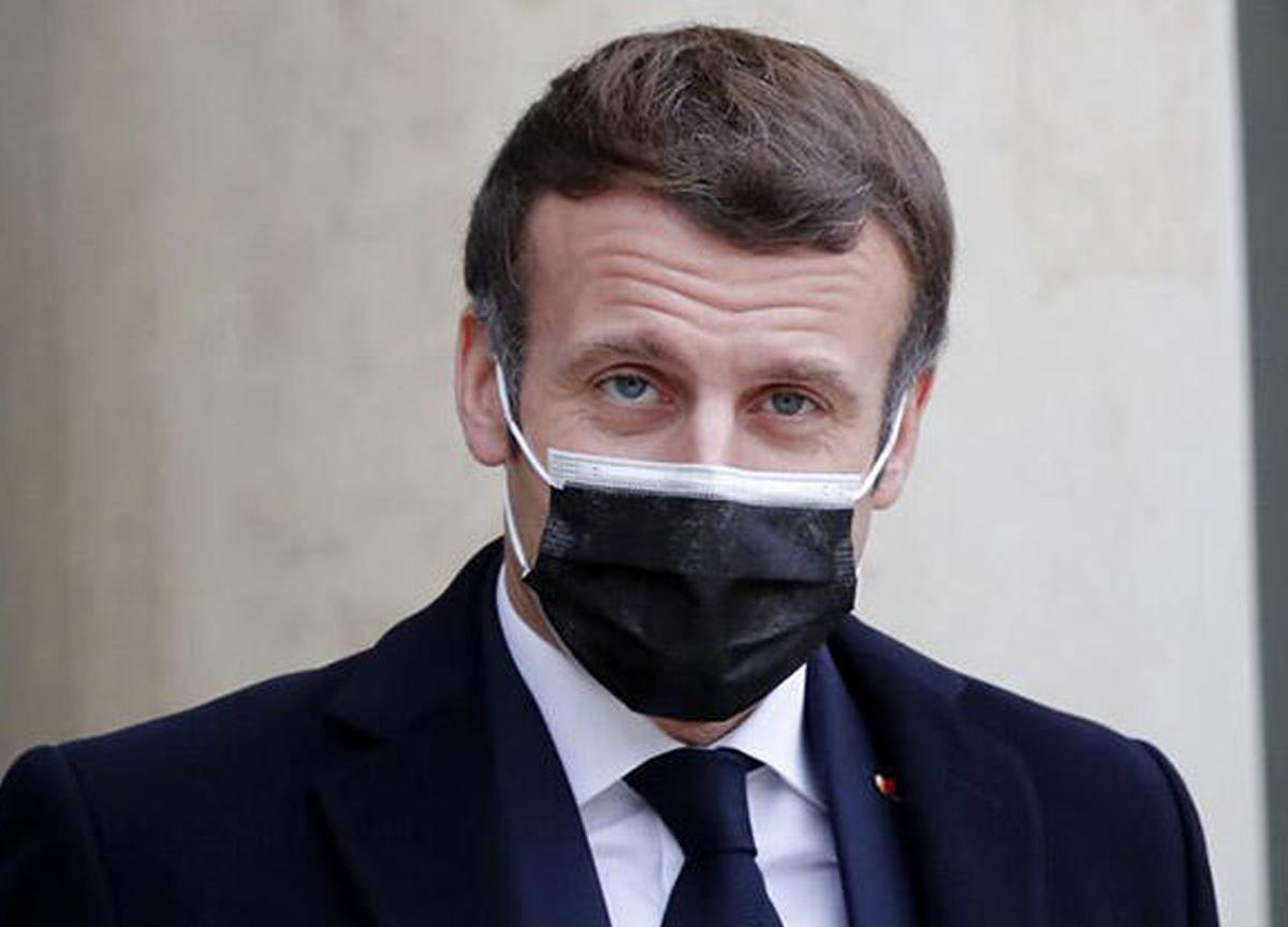 Fransa Cumhurbaşkanı Emanuel Macron koronavirüse yakalandı
