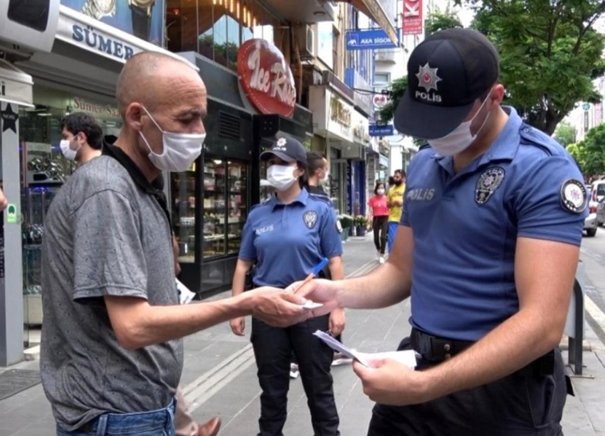 Yargıtay'dan emsal niteliğinde maske cezası kararı!