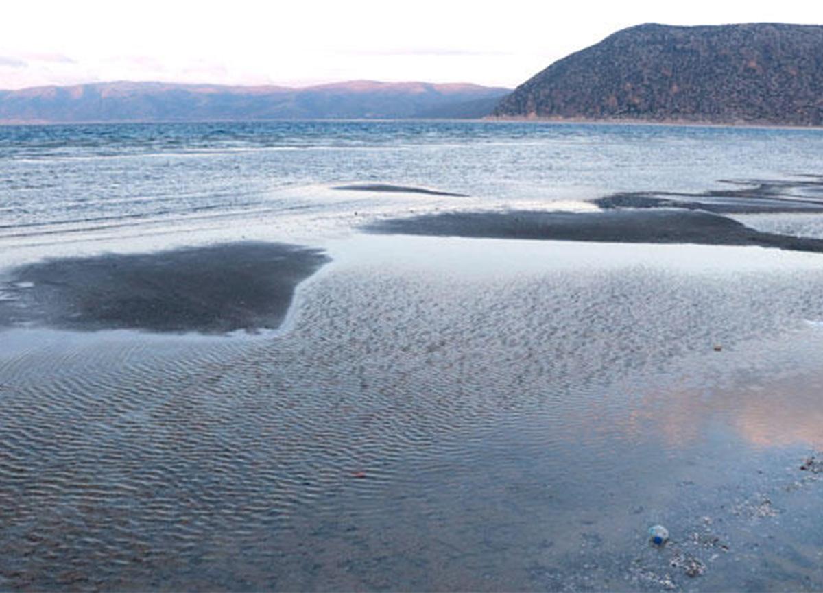 Salda Gölü'nde yeni tehlike! Su seviyesi düştü!