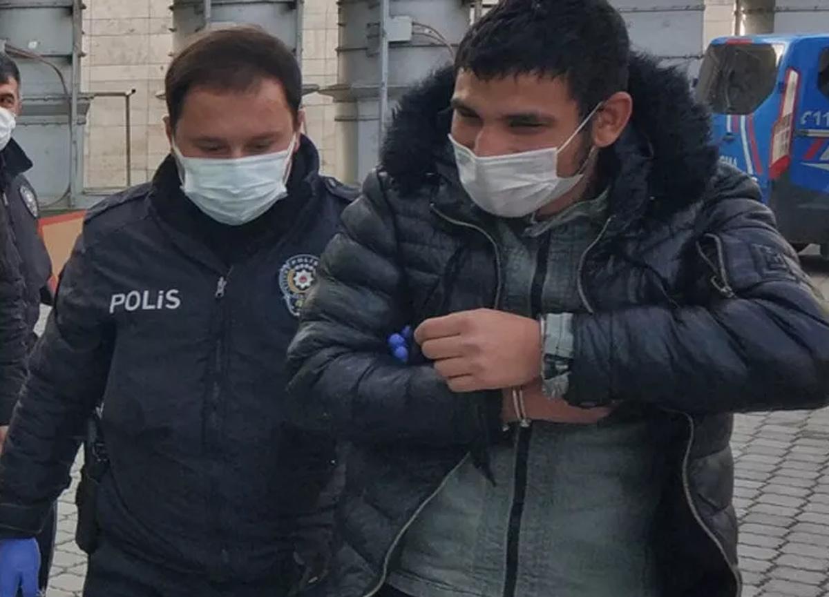 Türk Telekom'a ait makaraya sarılı 1050 metre uzunluğundaki kabloları çalan kişilerin ifadesi herkesi şaşırttı