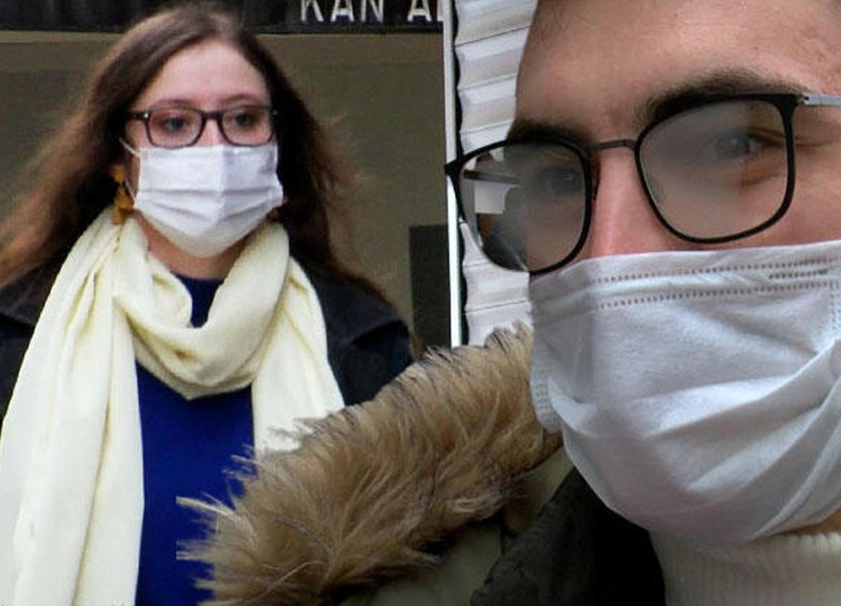 Koronavirüs salgınında gözlük kullanan kişileri bekleyen tehlike