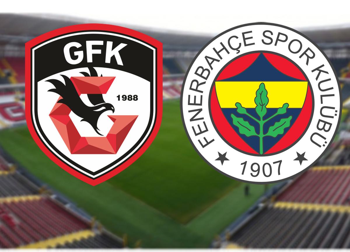 Gaziantep FK Fenerbahçe maçı ne zaman saat kaçta hangi kanalda canlı izlenecek?