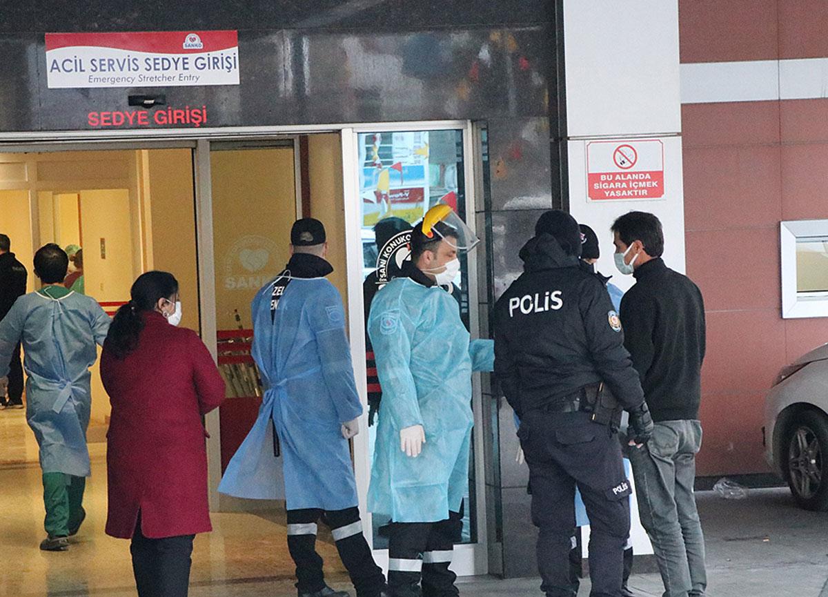 Bakan Koca duyurdu: Gaziantep'teki yoğun bakım faciasında can kaybı 9'a yükseldi