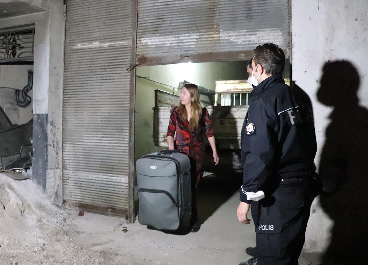 Yeni eşinden şiddet görünce eski eşine sığındı: 24 saat kilitli kalan kadının başına gelmeyen kalmadı