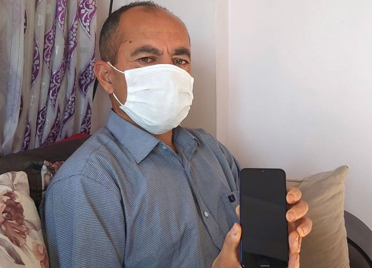 Antalya'da internetten aldığı sıfır telefon, ikinci el çıktı