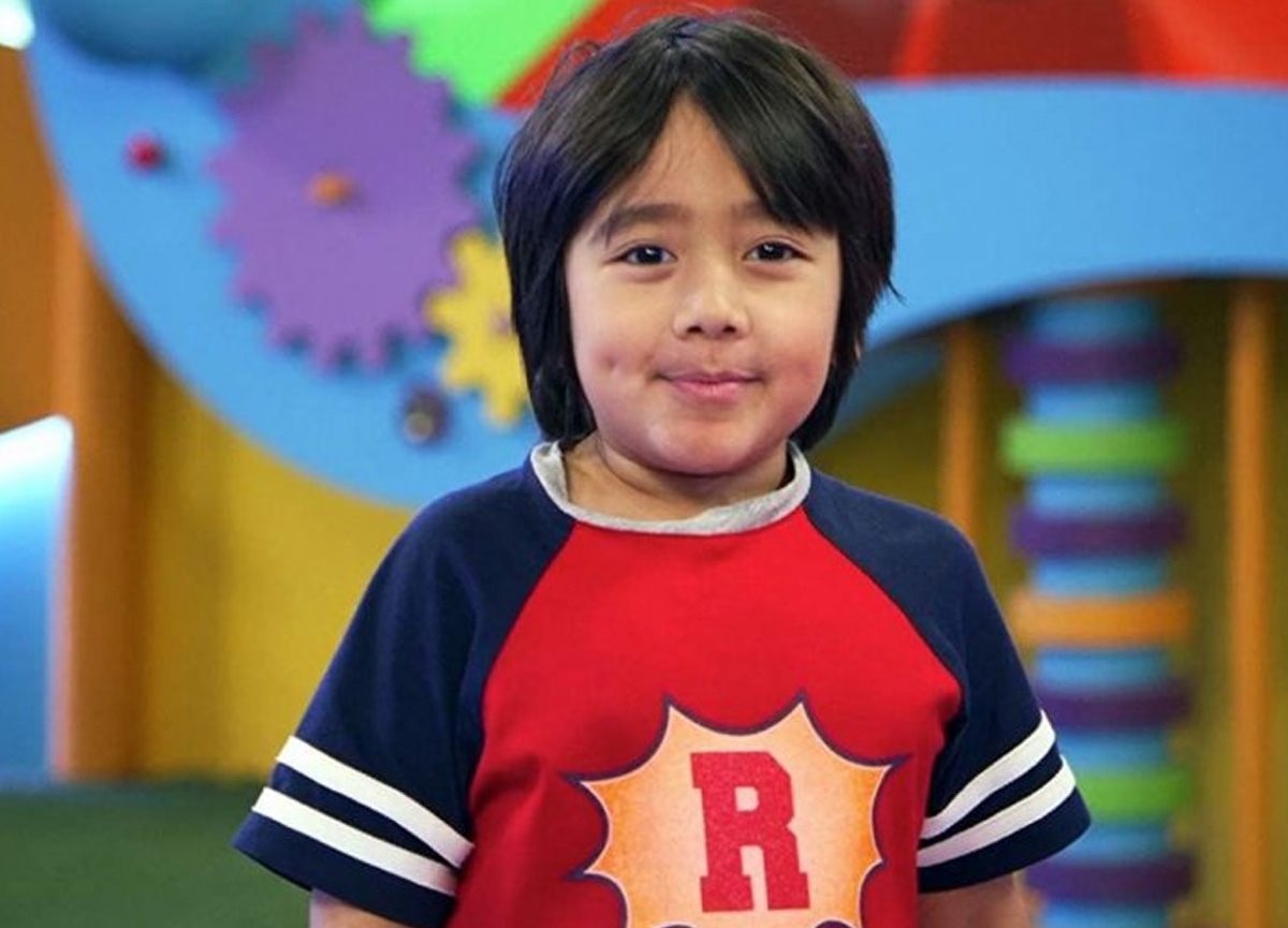2020'de YouTube'un en çok kazananı 9 yaşındaki Ryan Kaji oldu!