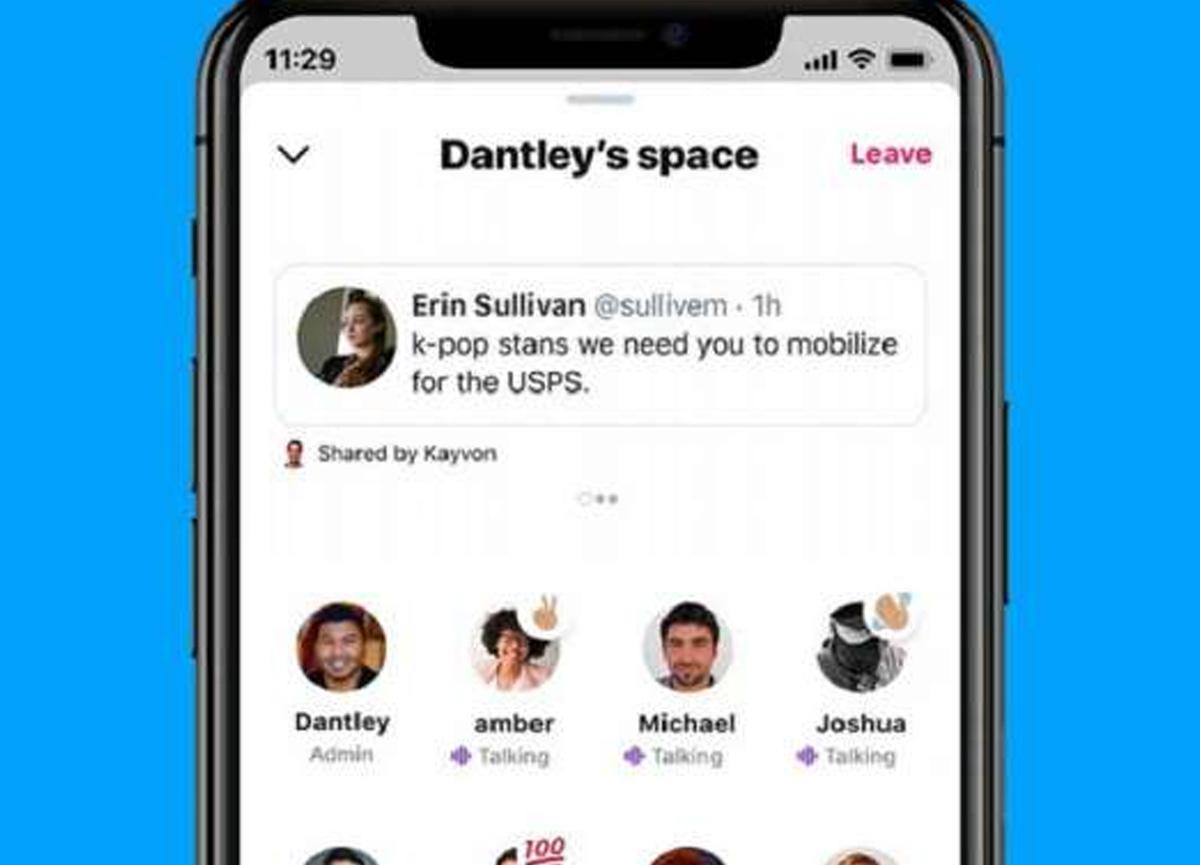 Fleets'ten sonra Spaces! Twitter yeni sesli sohbet özelliğini duyurdu...