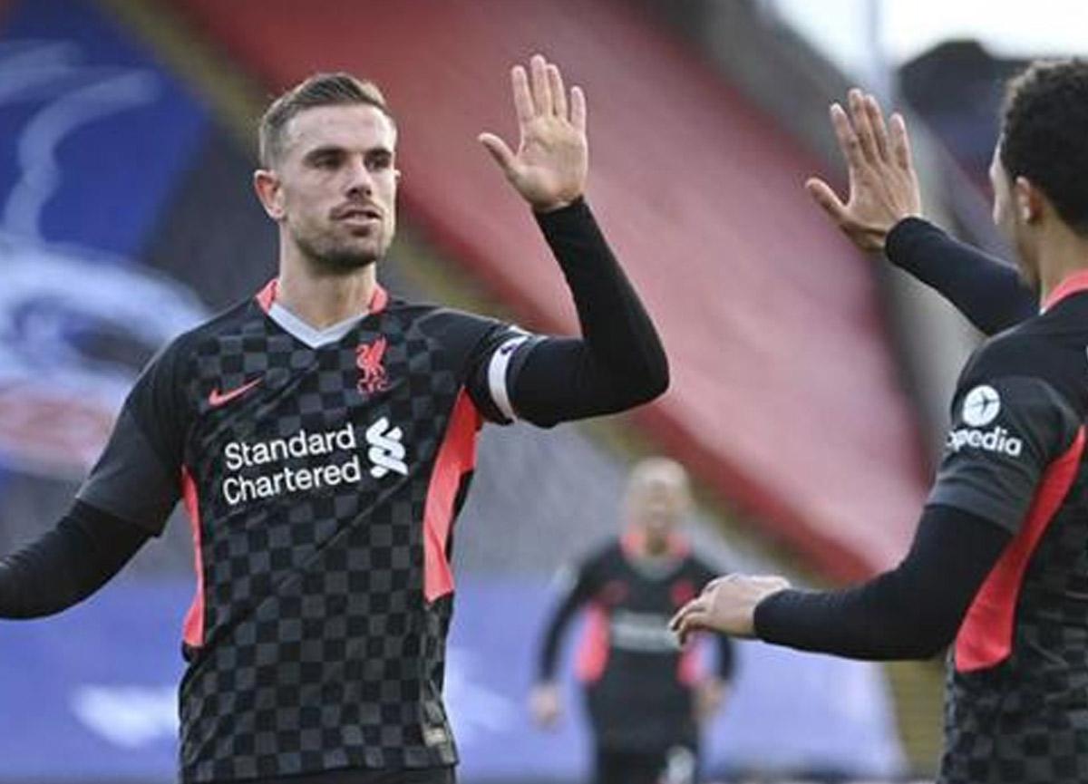 Liverpool, Premier Lig maçında C. Palace'ı 7-0 yendi