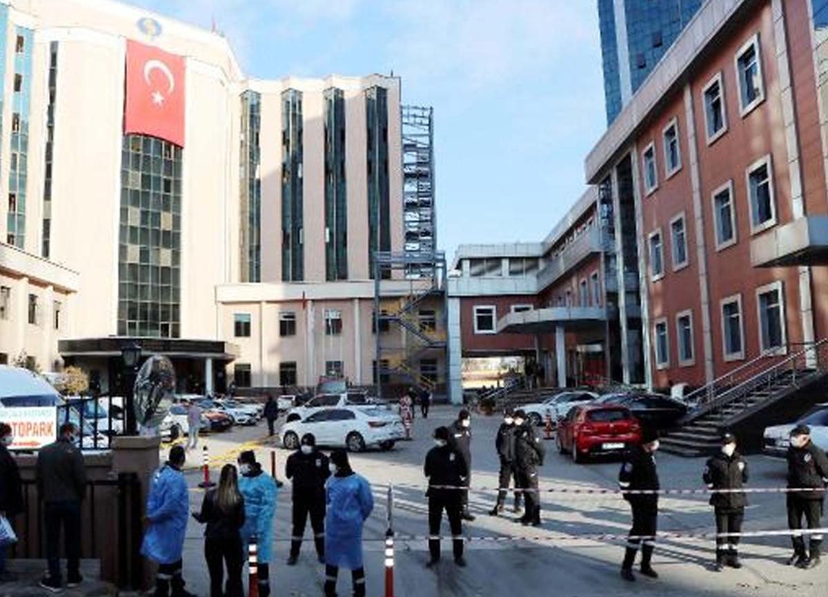 Gaziantep'teki hastane yangınında ölenlerin sayısı 11'e yükseldi