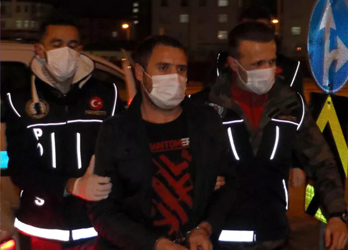 Kayseri'de akılalmaz olay! Sürücü alkollü otostop çeken yolcu cezaevi firarisi çıktı