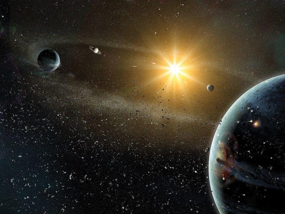 397 yıl sonra bir ilk: Jüpiter ve Satürn gökyüzünde 'tek bir yıldız' gibi parlayacak