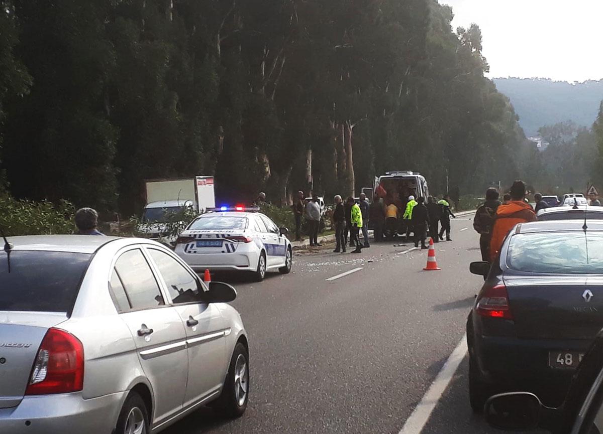 İngiliz sürücünün çarptığı polis ağır yaralandı
