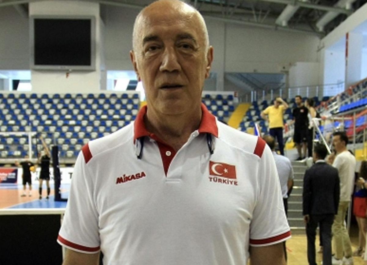 Milli Takım voleybol başantrenörü Nedim Özbey, Cumhurbaşkanı Erdoğan'ın talimatıyla Türkiye'ye getiriliyor!
