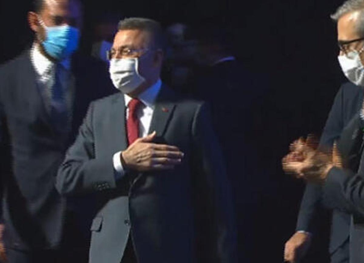Cumhurbaşkanı Yardımcısı Fuat Oktay rahatsızlandı!