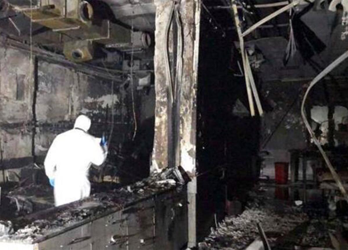 Gaziantep'te hayatını kaybedenlerin sayısı 12'ye yükseldi