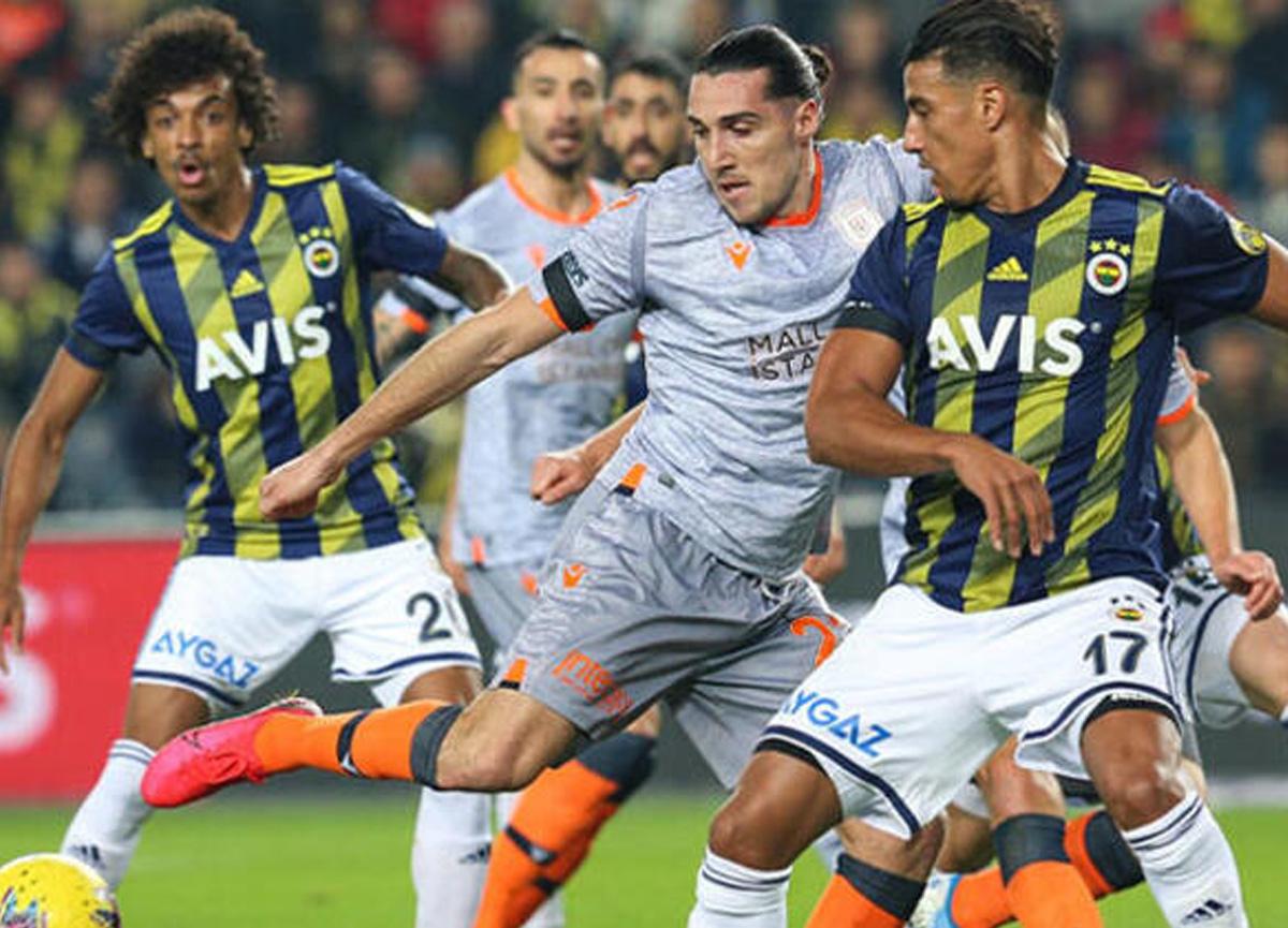 Fenerbahçe - Başakşehir maçının hakemi belli oldu!