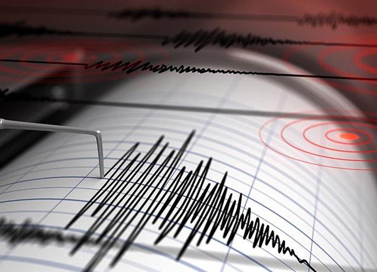 Kuşadası'nda 3.1 büyüklüğünde deprem meydana geldi