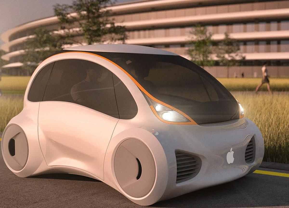 Apple otomobil sektörüne giriyor! İlk araç 2024'te üretilecek...