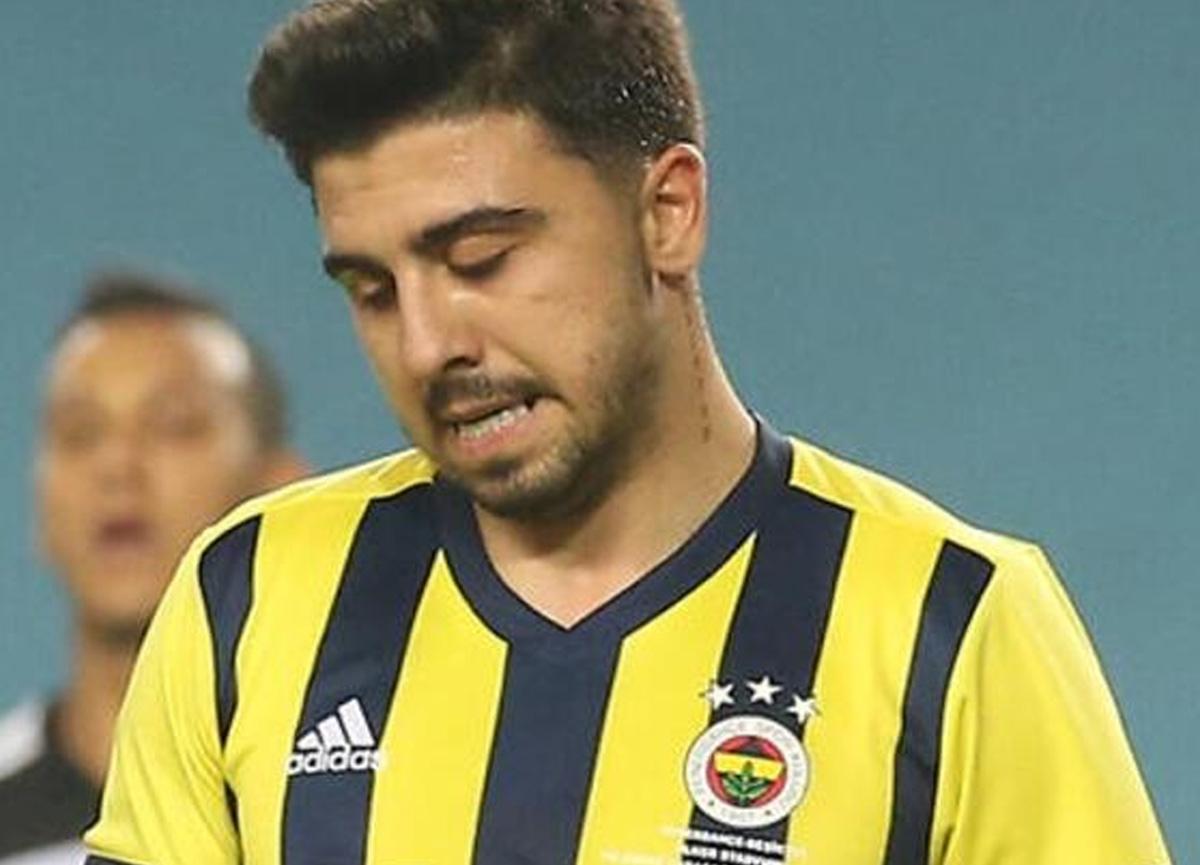 Fenerbahçe'de Ozan Tufan koronavirüs testinin pozitif çıktığını açıkladı