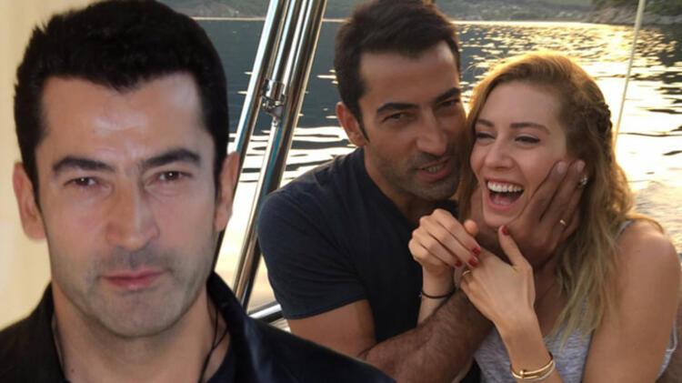 Oyuncu Kenan İmirzalıoğlu'nun saç ektirdiği iddia edildi