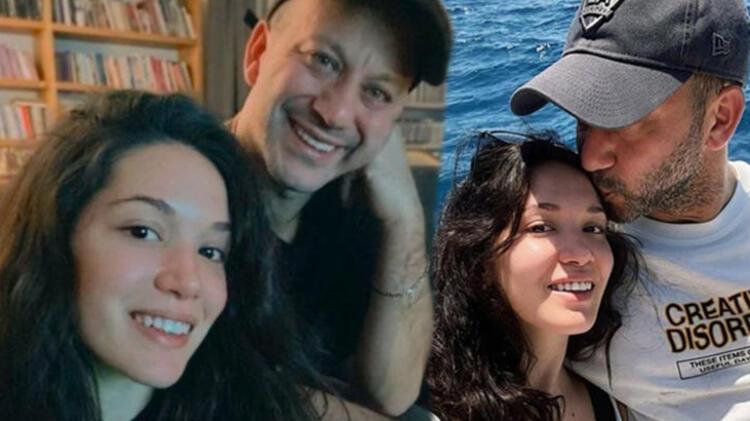 Hazal Subaşı-Rıza Kocaoğlu çiftinin aşk pozuna beğeni yağdı!