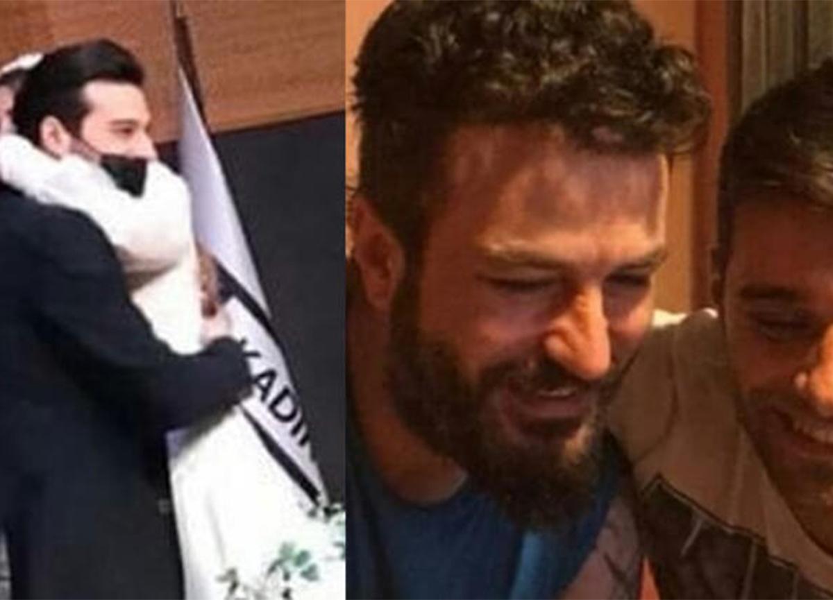 Balamir Emrem, 2.5 yıl önce ölen arkadaşı Arda Öziri'nin nişanlısıyla evlendi