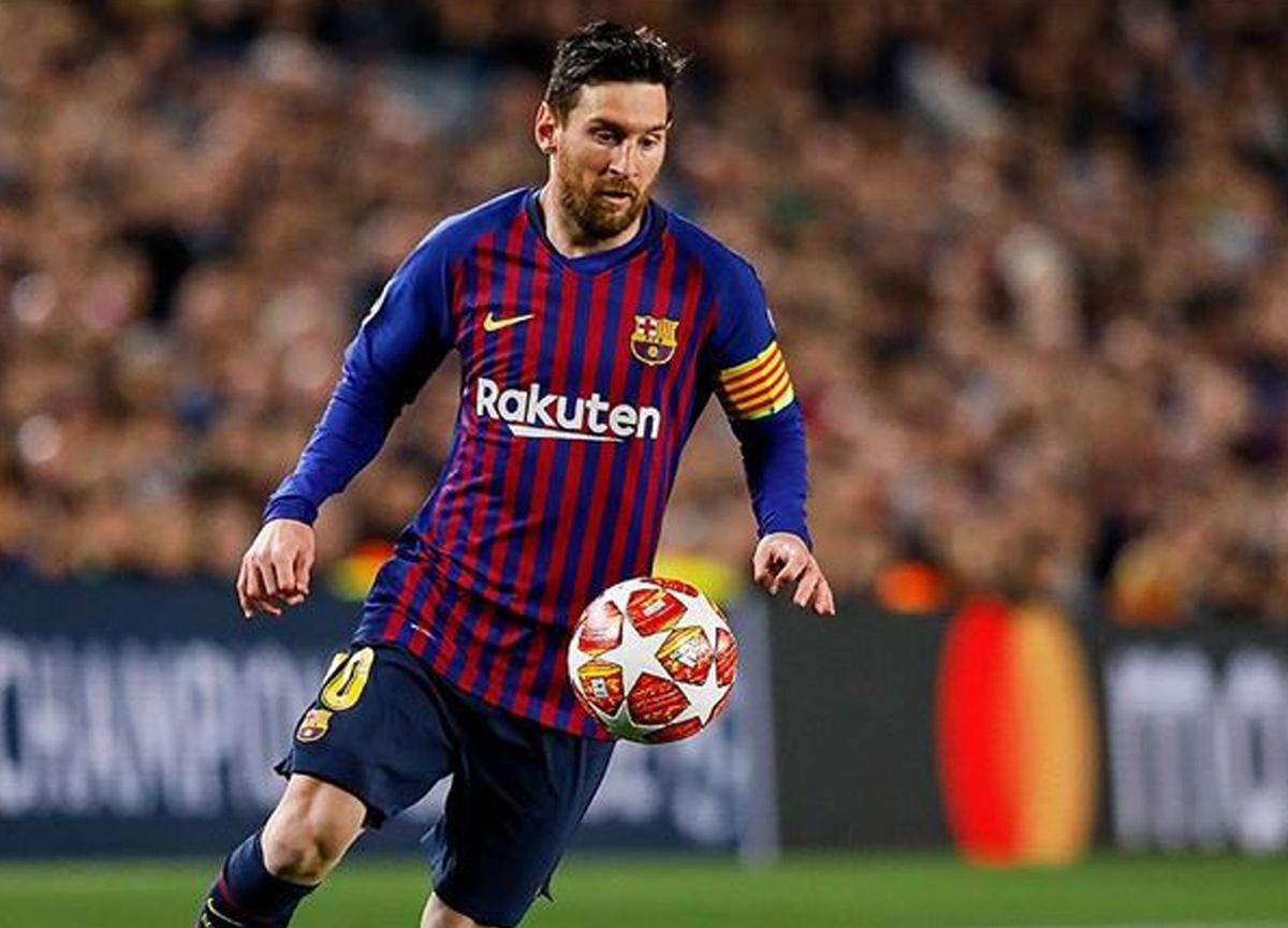 Lionel Messi, Pele'ye ait olan rekoru kırdı