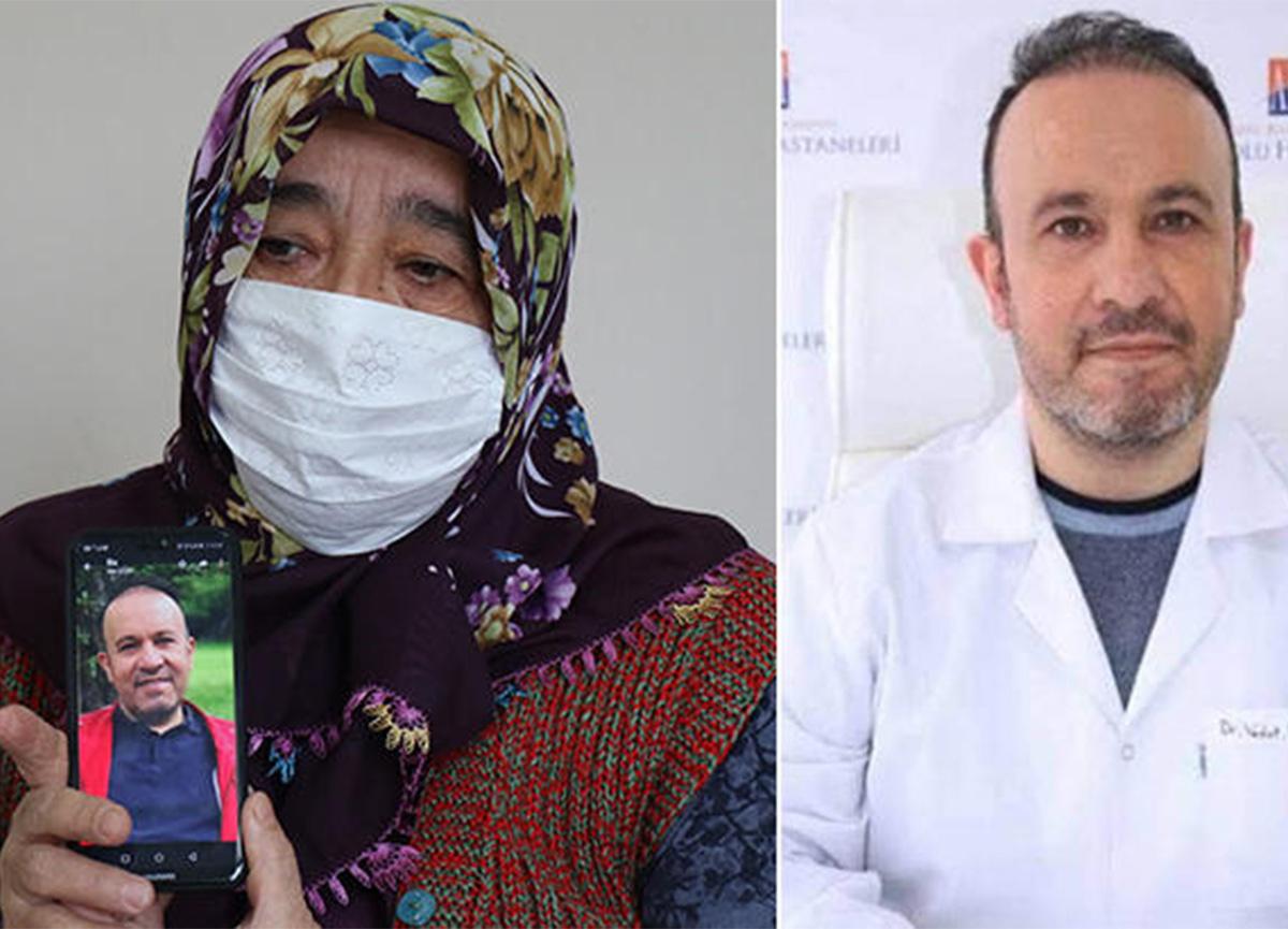 Koronavirüsten ölen doktorun 13 kardeşi de hayatını kaybetmiş!