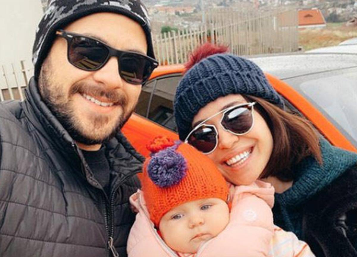 Ümit Erdim'in kızıyla fotoğrafı beğeni yağmuruna tutuldu