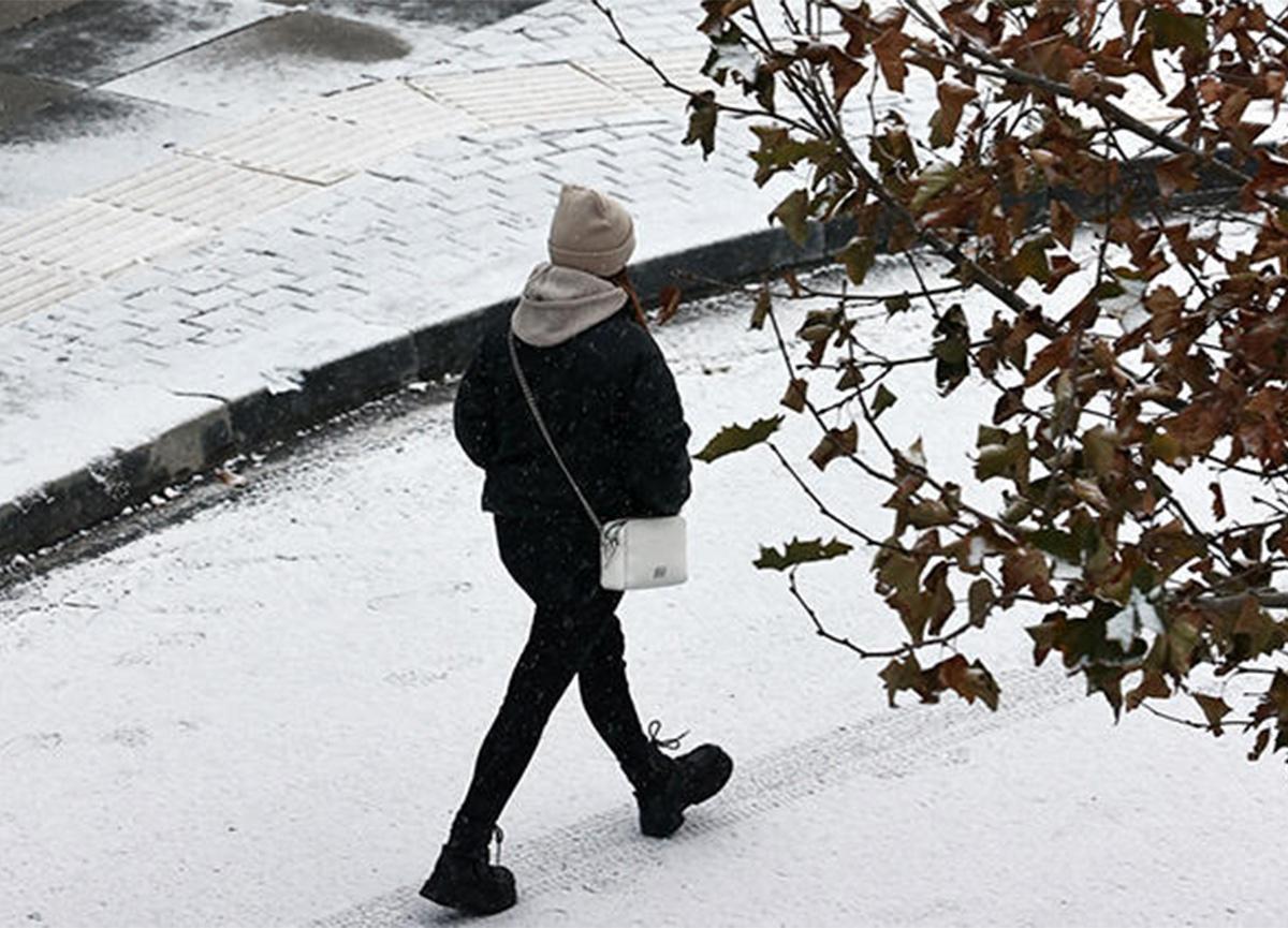 Meteoroloji'den yeni kar yağışı uyarısı!