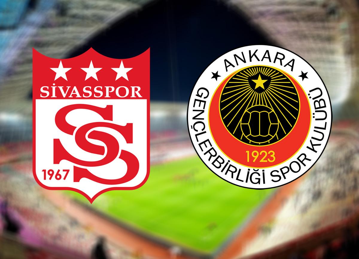 Sivasspor Gençlerbirliği canlı izle | Sivas Gençlerbirliği maçı saat kaçta hangi kanalda?