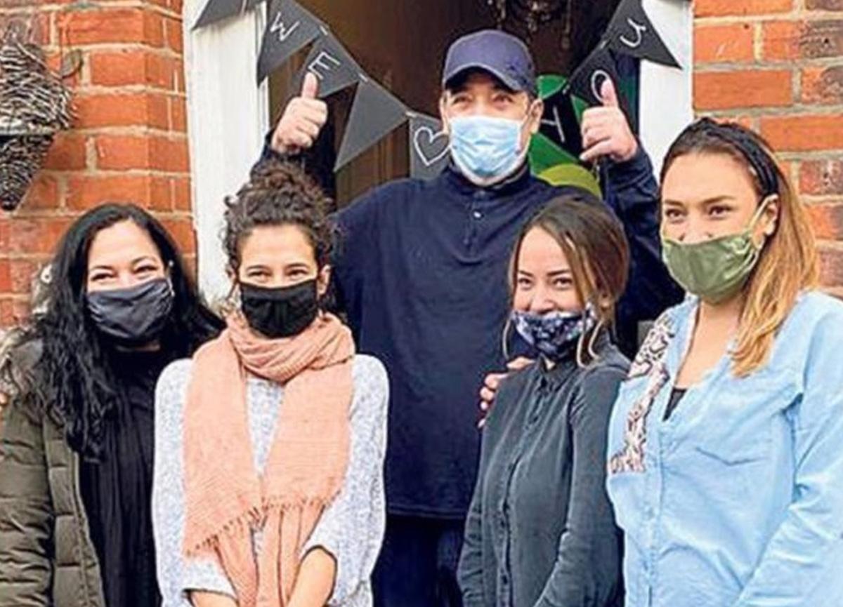 İngiltere Türk taksici Ali Sakallıoğlu'nu konuşuyor: 222 gün boyunca koronavirüse direndi