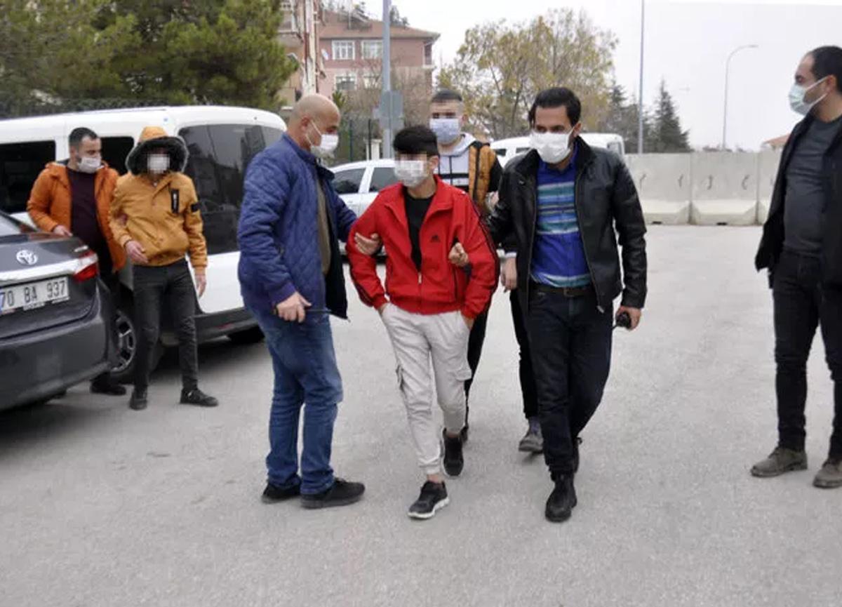 Karaman'da kan donduran cinayet! 16 yaşındaki çocuğu etli ekmek siparişi verip öldürdüler...