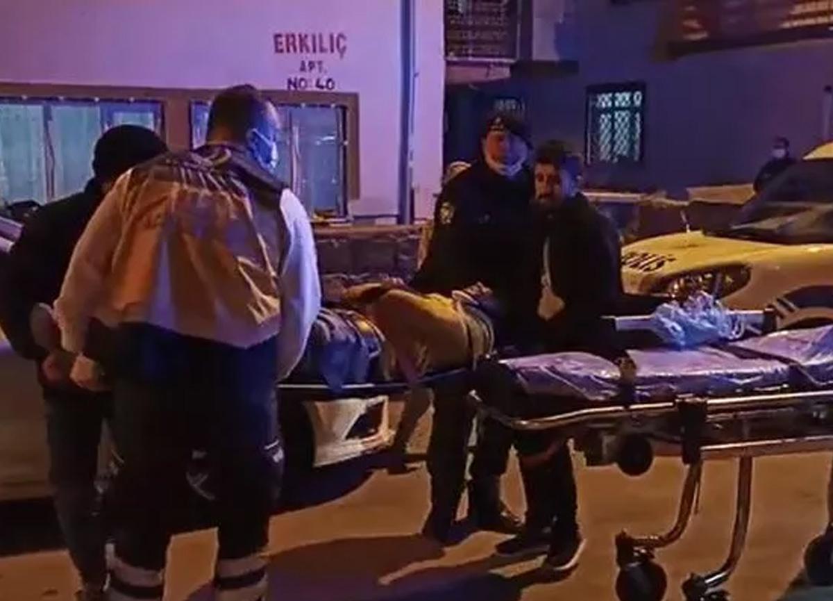 Kayseri'de korkunç olay! Kendisini asmaya çalışan genci, polis son anda kurtardı...