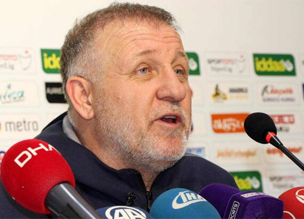 Erzurumspor, tecrübeli teknik adam Mesut Bakkal'la anlaştı!