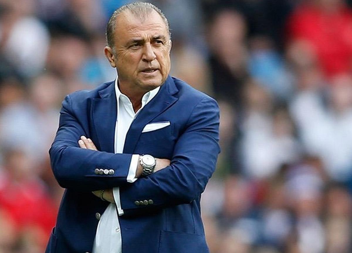 PFDK'dan Fatih Terim'e 5 maç men cezası