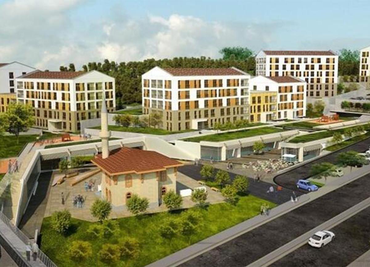 TOKİ'den İstanbul'a 3 yeni proje