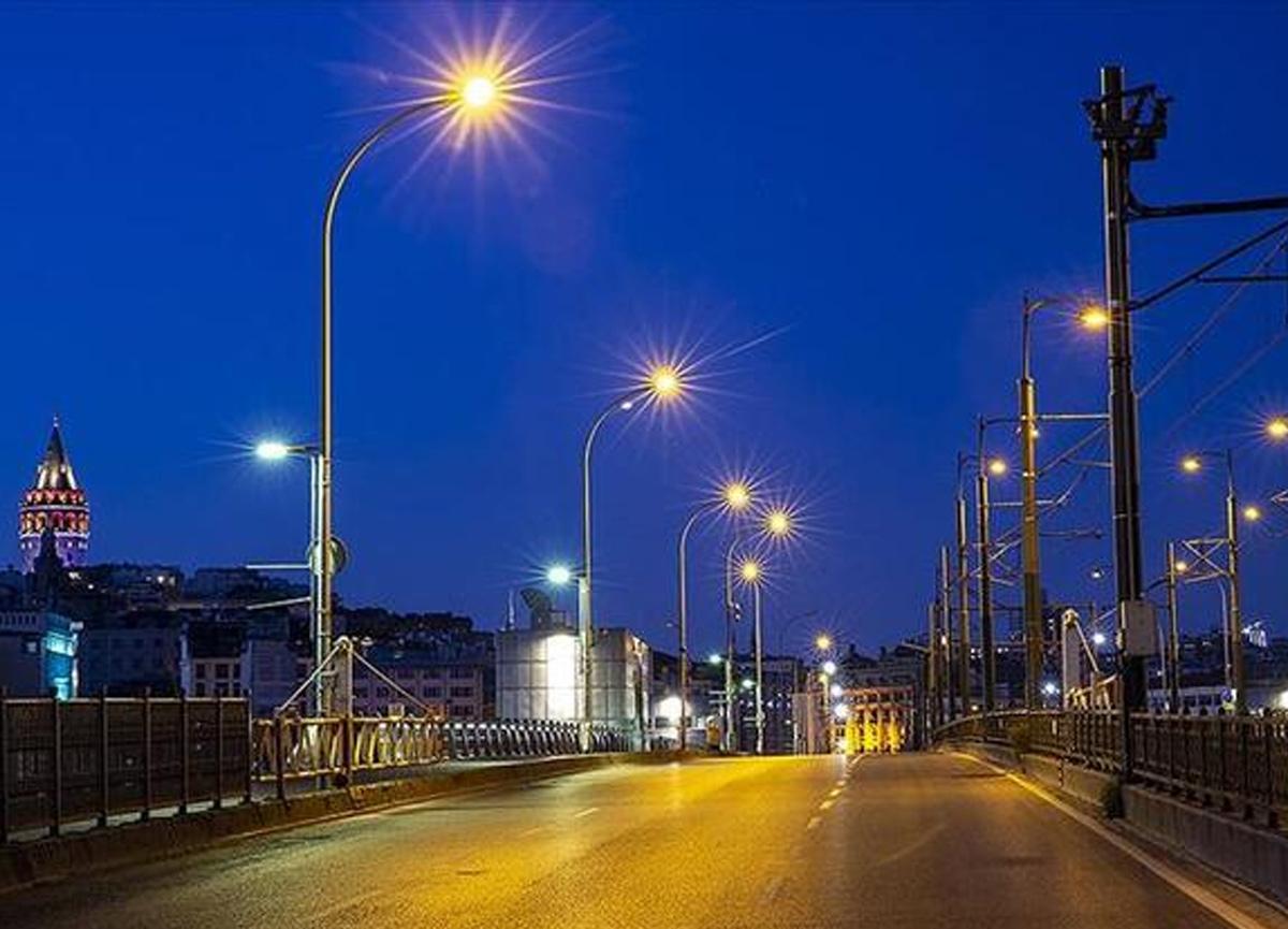 Son dakika: 28 Aralık Pazartesi saat 05.00'te sona erecek sokağa çıkma kısıtlaması başladı