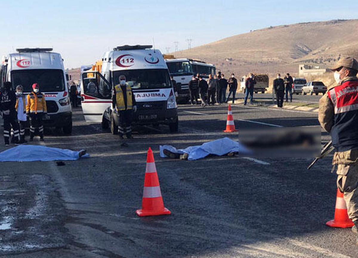 Son dakika haberi... Şanlıurfa kara yolunda iki aile arasında çatışma