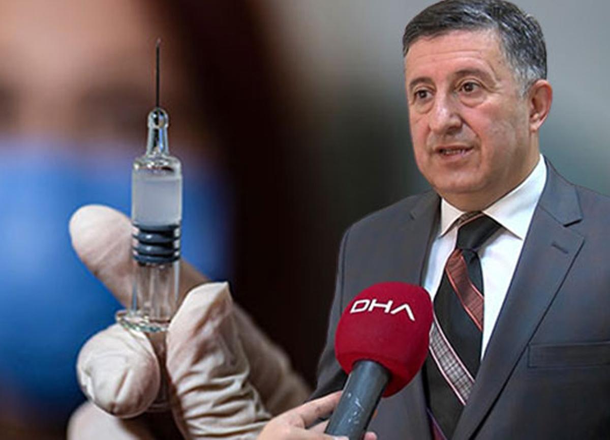 Prof. Dr. Necmettin Ünal: Aşı yapıldığında 1 ay içinde daha sıkı frene basmış olacağız