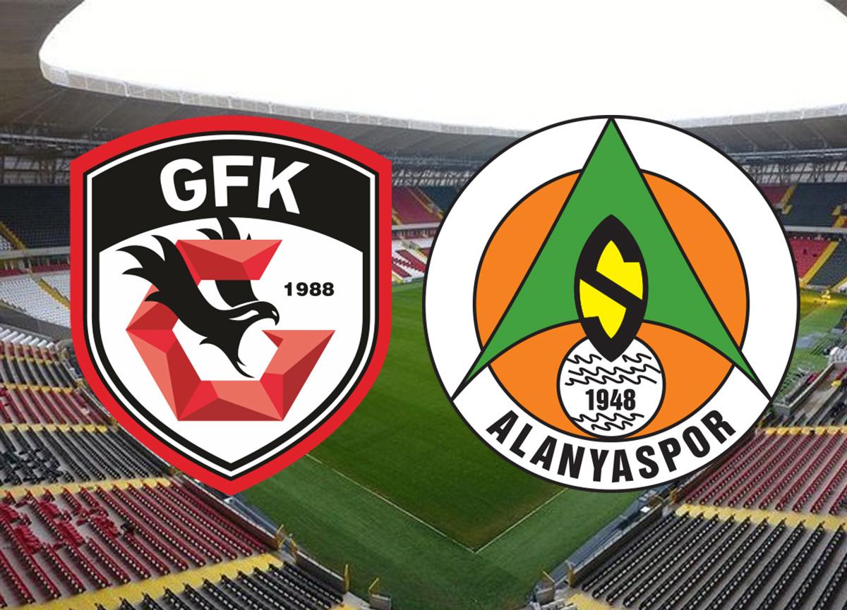 Gaziantep FK Alanyaspor maçı bugün saat kaçta hangi kanalda?   Gaziantep Alanyaspor maçı canlı izle