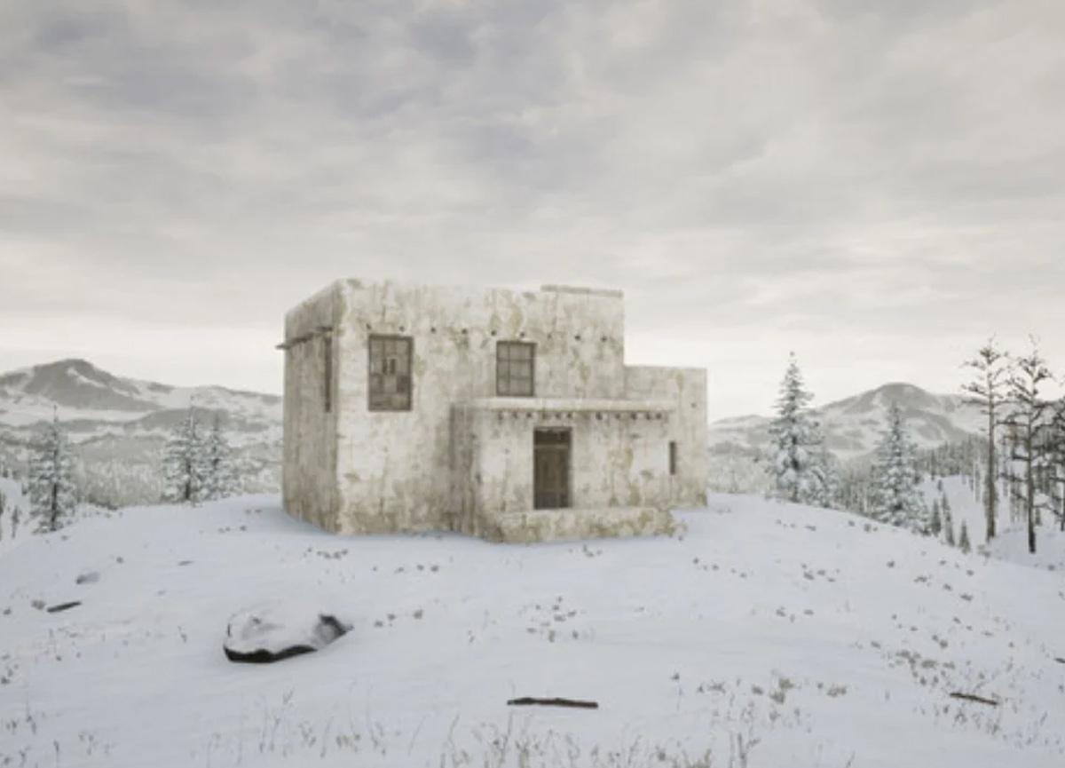 Zorlu şartlarda hayatta kalma mücadelesi: 'Türk yapımı Erzurum' oyunu Steam'deki yerini aldı