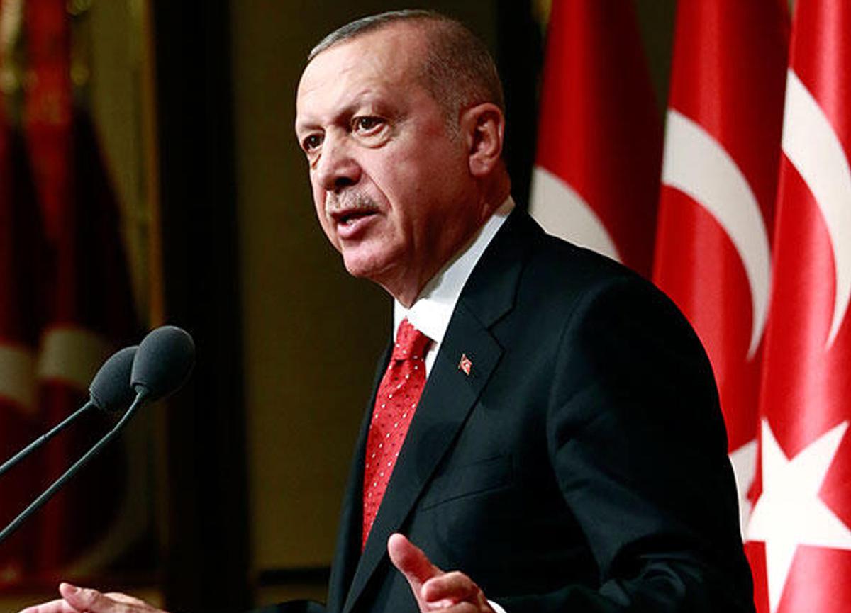Cumhurbaşkanı Erdoğan açıkladı: Yüz yüze eğitim arası 15 Şubat 2021'e uzatıldı