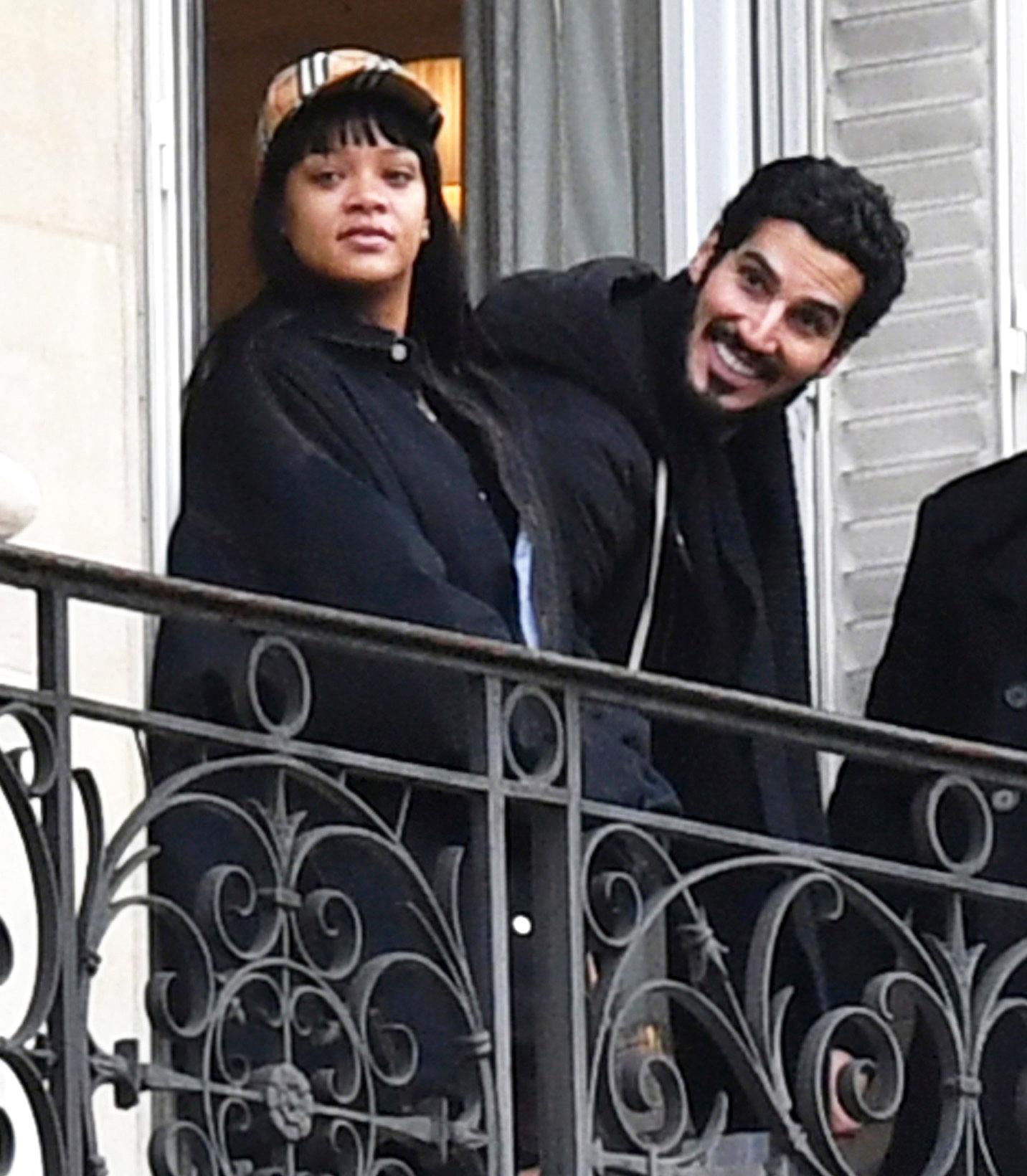 Hasan Jameel'den ayrılan Rihanna'nın yeni aşkı ünlü rapçi ASAP Rocky oldu