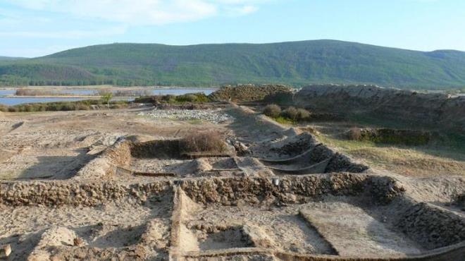 Tuva'da labirent şeklinde bir Türk adası! 1300 yıldır kimse neden yapıldığını bilmiyor