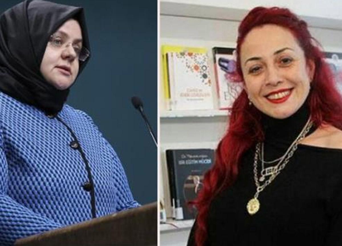 Bakan Zehra Zümrüt Selçuk'tan Aylin Sözer paylaşımı: Yakından takip edeceğiz