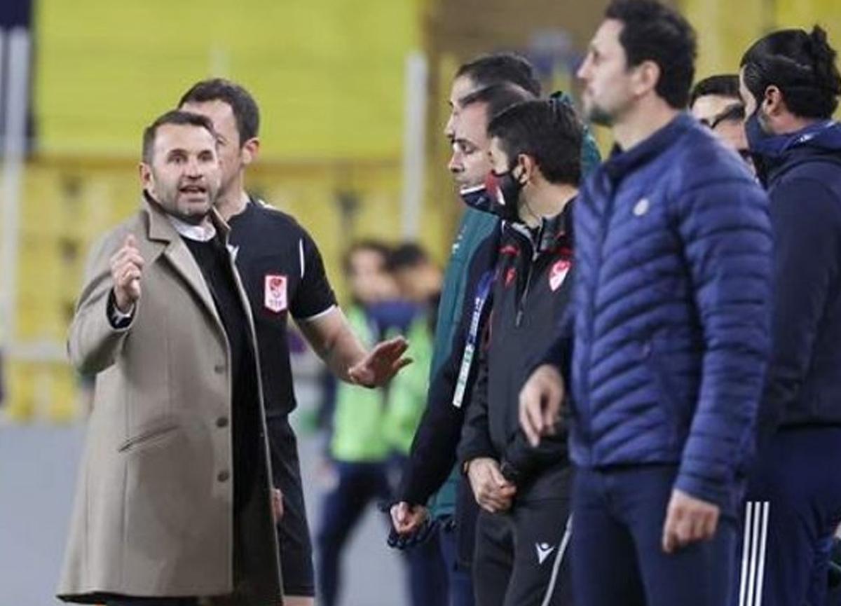 PFDK, Okan Buruk'a 5 maç ceza verdi