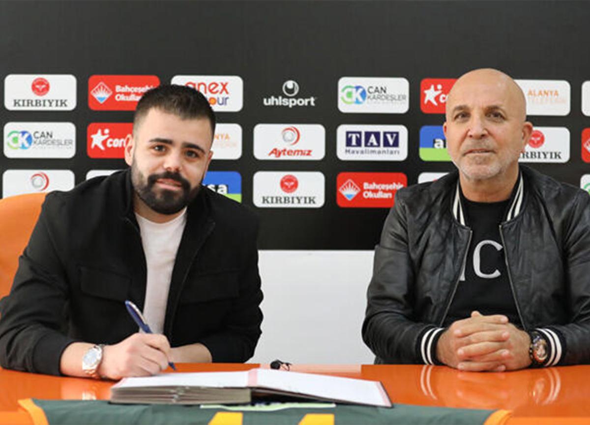 Hasan Hüseyin Acar, Alanyaspor'la anlaştı!