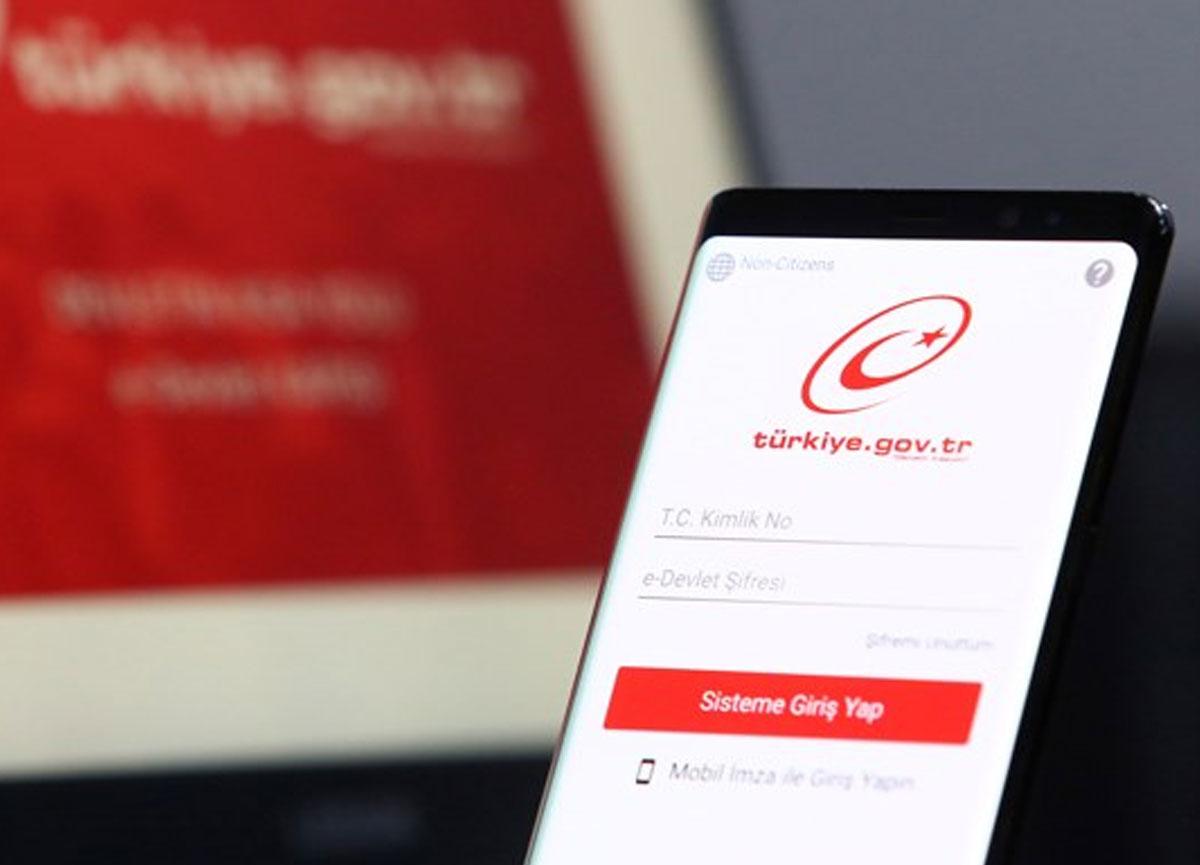 Yeni uygulama: Coğrafi verilere e-Devlet üzerinden erişim sağlanabilecek